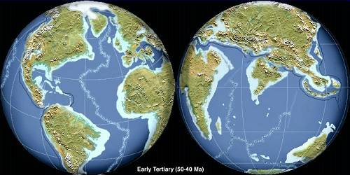 What did the rest of earth look like earth before the flood separated during the middle cretaceous 110 million years ago from antarctica the hindustan plate at a rate of 9 10 cm per year moved rapidly to the gumiabroncs Images